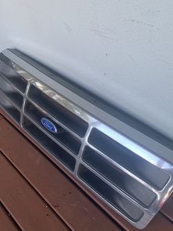 Ford OEM grille F-series/bronco for Sale in Lake Mary,  FL