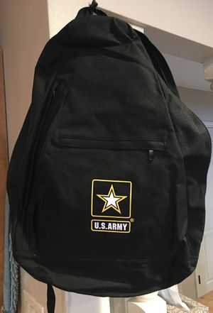 Army backpack. Good condition for Sale in Claremont, CA