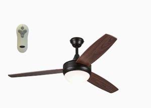 Harbor Breeze Beach Creek 52 in ceiling fan for Sale in North Las Vegas, NV