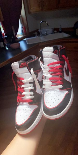 """Air Jordan 1 Retro High OG GS """"Meant to Fly"""" for Sale in Eau Claire, WI"""