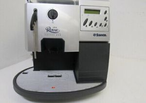 Royal Saeco expreso coffee cappuccino machine with heater tray commercial or household for Sale in Oakland Park, FL