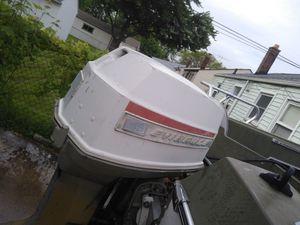 Boat trailer and motor for Sale in Roseville, MI