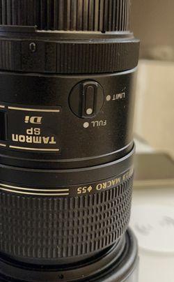 Tamron SP Di 90mm - Nikon Mount Macro for Sale in San Jose,  CA
