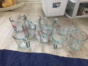 Pyrex cups for Sale in Las Vegas, NV
