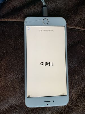 iPhone 6S 64GB for Sale in Golden, CO