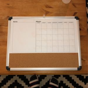 Whiteboard Calendar for Sale in San Luis Obispo, CA