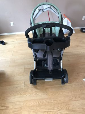 Double stroller Can Deliver for Sale in Killeen, TX