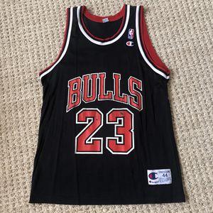 Vintage Michael Jordan Champion Jersey for Sale in Downey, CA