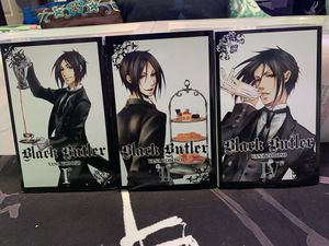 Black Butler Manga Volumes 1-3 for Sale in Cerritos, CA