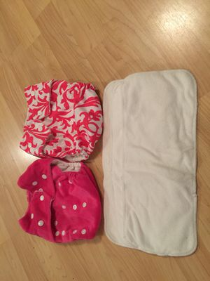 KaWaii Baby cloth diapers for Sale in Vancouver, WA