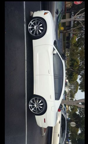 """24"""" Chrome rims. Needs Tires. Wheels Pattern 5x115. for Sale in Hollywood, FL"""