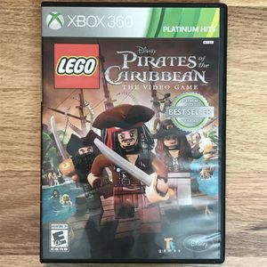 LEGO Pirate's of the Caribbean Xbox 360 Game for Sale in Banning, CA