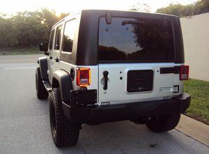 jeep wrangler low miles 2007 for Sale in Macon, GA