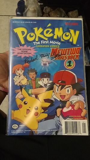 Pokemon the first movie for Sale in BELLEAIR BLF, FL