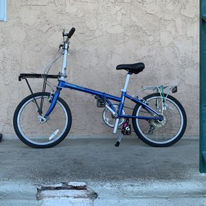 Two DAHON Folding Bikes for Sale in Rowland Heights, CA