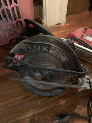 Skilsaw legend 11amp saw for Sale in Wichita, KS