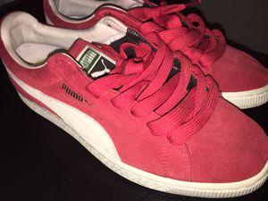 Red Puma Suede Classic for Sale in Carol City, FL