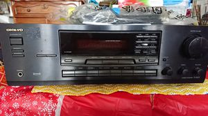 Onkyo Stereo Receiver for Sale in San Diego, CA