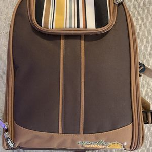 Picnic backpack For 4 for Sale in Washington, DC