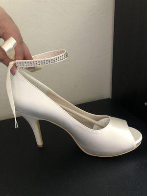 Wedding heels for Sale in Hayward, CA
