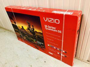 """Vizio 55"""" Class M-Series Quantum Color 4K Ultra HD (2160P) HDR Smart LED TV (M557-G0) (2019 Model) Brand New In Box for Sale in Atlanta, GA"""