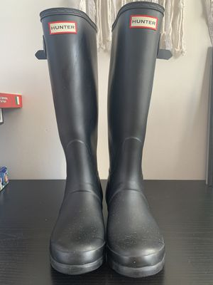Hunter Rain Boots for Sale in Dracut, MA