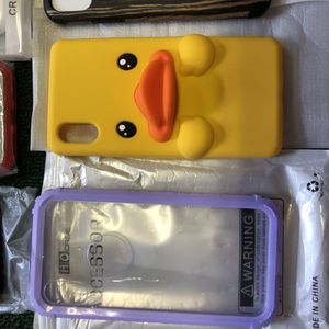 iPhone X cases,many many styles for Sale in Prattville, AL