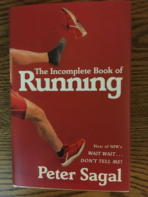 """New """"THE INCOMPLETE BOOK OF RUNNING"""" for Sale in Harrisonburg, VA"""