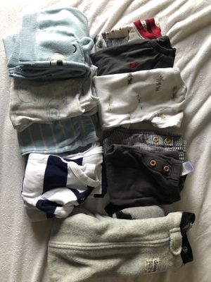 6 month baby clothes EUC for Sale in Hyattsville, MD