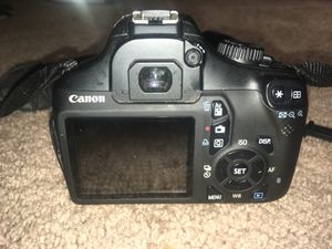 Canon EOS Rebel T3 for Sale in Silver Spring, MD