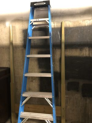 Werner 8 Foot Ladder for Sale in Hallandale Beach, FL