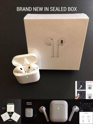 i200 AIR PODS, EARPHONES, EARBUDS (BRAND NEW IN SEALED BOX) COMPATABLE WITH APPLE iPHONE & ANDROID for Sale in Lewisville, TX