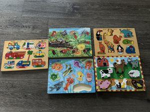 Kids puzzles for Sale in La Mesa, CA