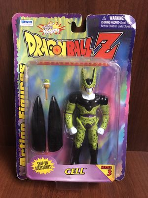 Vintage Dragonball Z Action Figure for Sale in Wolcott, CT