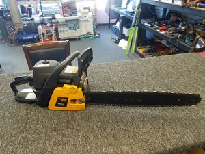 "Poulan Pro 20"" 50cc 2-Cycle Gas Chainsaw for Sale in Oakland Park, FL"