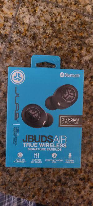 💥like New JBUDSAIR TRYLU WIRELESS Signature earbuds for Sale in Littleton, CO