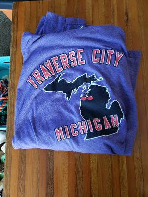 Size xl hoodie tee shirt for Sale in Traverse City, MI