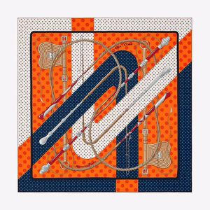 Hermes Marquis De Lafayette Twill Silk Scarf for Sale in Arlington, TX