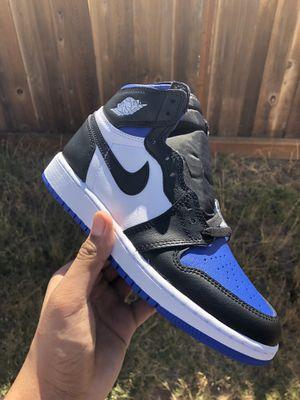 Jordan 1 Royal toe for Sale in Newark, CA