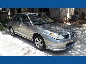 2007 Subaru Impreza Sedan for Sale in San Antonio, TX