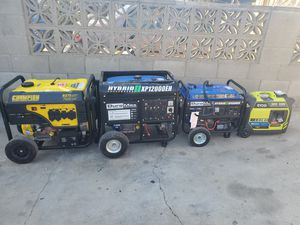 Generators for Sale in Bakersfield, CA