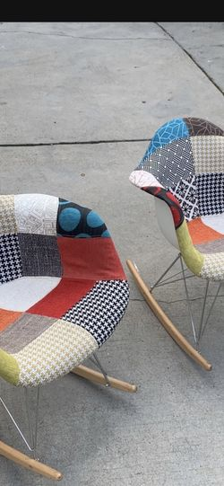 Beautiful Designer Vintage Chairs. for Sale in Oakland,  CA