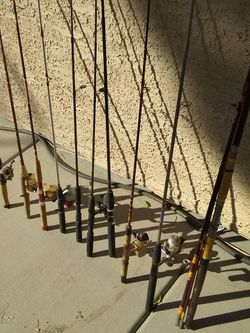 10 Fishing Poles for Sale in Boulder City,  NV