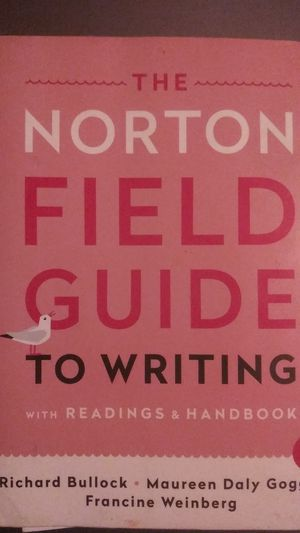 The Norton Field Guide to Writing 5E for Sale in New Britain, CT