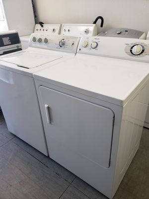 GE washer and dryer for Sale in Los Angeles, CA