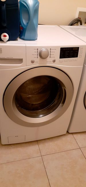 Lavadora y secadora kenmore ,washer and dryer kenmore for Sale in Kissimmee, FL