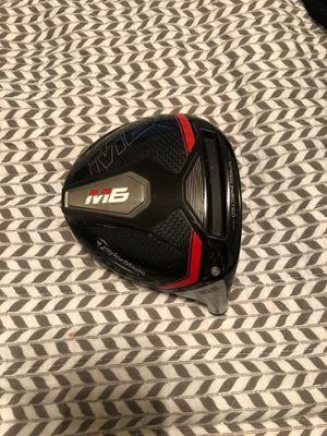 TaylorMade M6 Driver Head Only for Sale in Kissimmee, FL