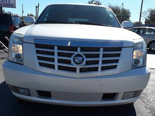 Cadillac Escalade ESV LOADED $3998down~$339month insurance included!-$14998(7414 N Florida Ave. Tampa, FL)PLEASE ask for Toris luxury auto mall