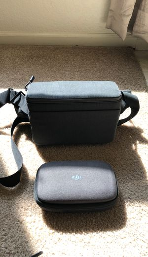 DJI Mavic air travel bag Like new condition for Sale in Rialto, CA