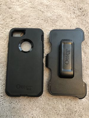 iPhone 7/8 Otter Box Case w/ Clip for Sale in Kennewick, WA